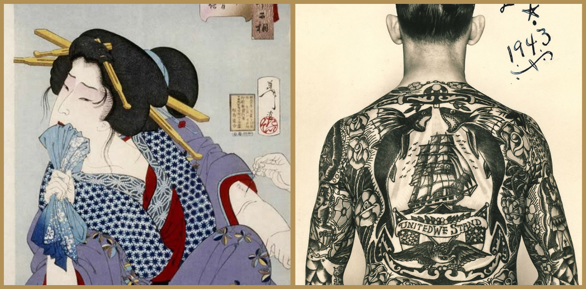 Header image for tattoo history blog