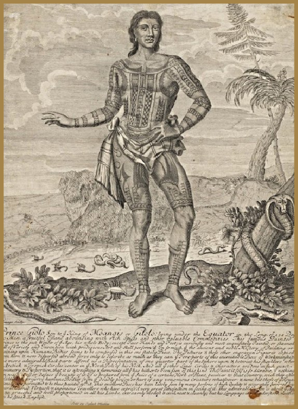Illustration of prince jeoly